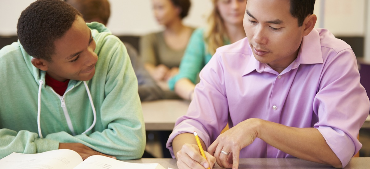 HELP! Don't be Shy About Turning to Tutors