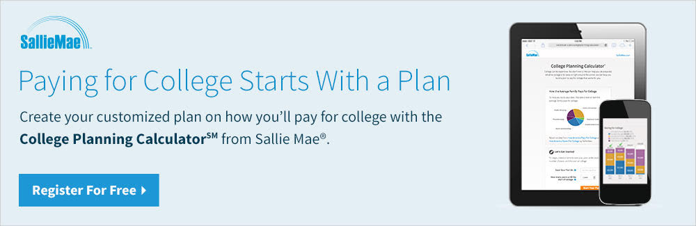 Sallie Mae – How to Pay for College