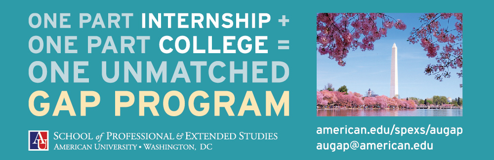 American University Gap Year Program